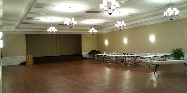 Open Door Community House wedding Columbus