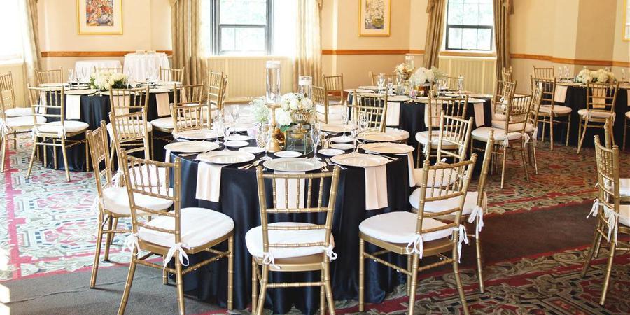 The Ohio State University Faculty Club wedding Columbus