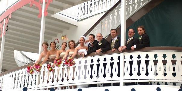 Detroit Princess Riverboat wedding Detroit