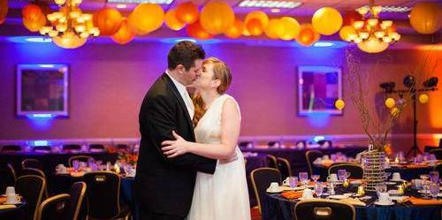 Crowne Plaza Auburn Hills wedding Detroit