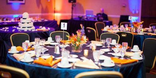 Crowne Plaza Auburn Hills wedding Detroit