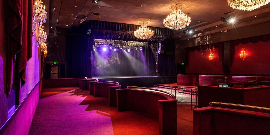 El Rey Theatre wedding Los Angeles