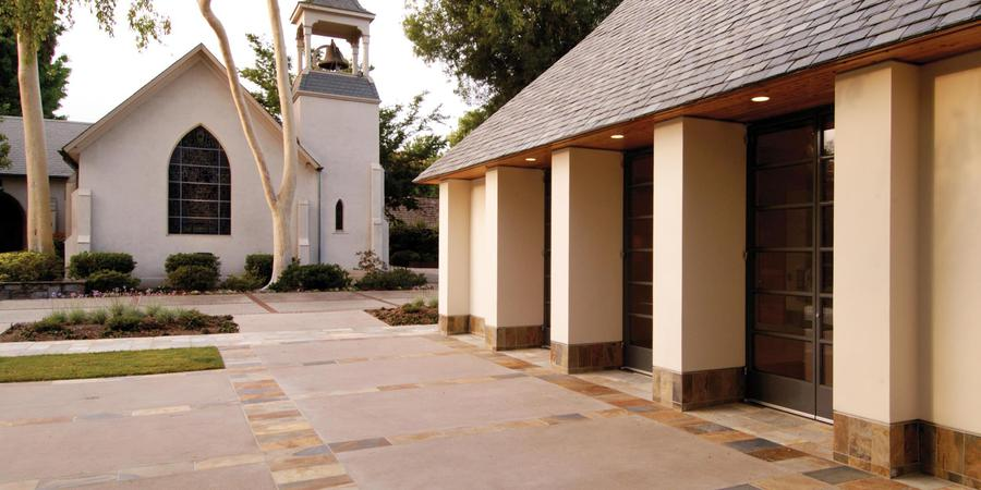 Church of Our Saviour wedding Los Angeles