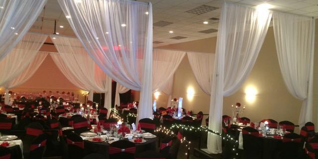 Events Center West wedding Des Moines