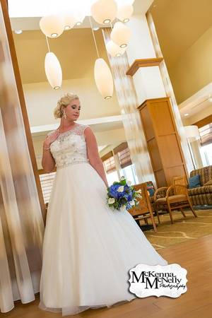 Hilton Garden Inn Cedar Falls wedding Sioux City