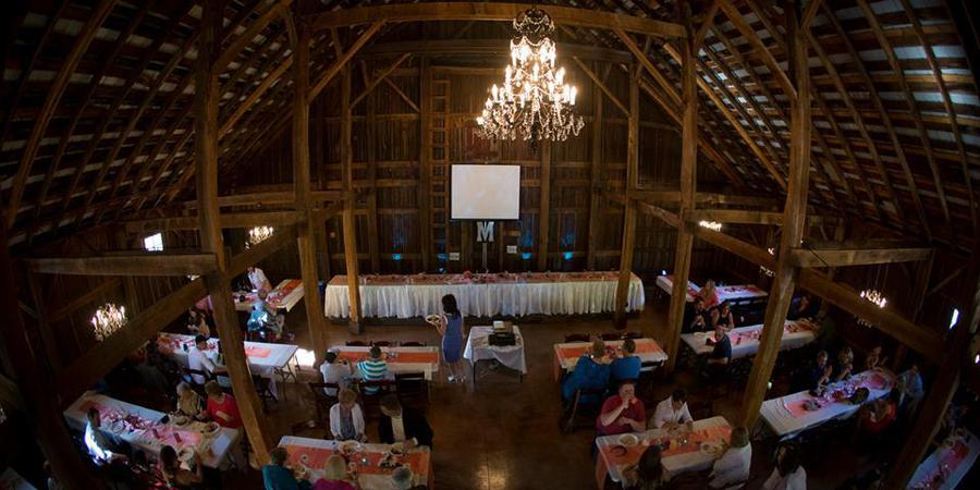 Whitetail Country Estates wedding Des Moines