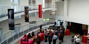 Woodruff Arts Center wedding Atlanta