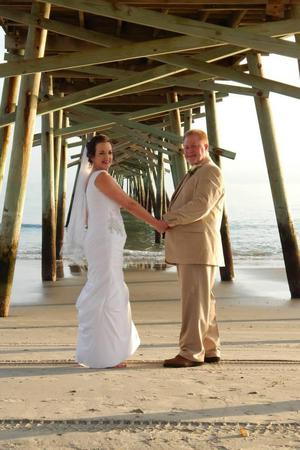 Oceanana Wedding Venues wedding Outer Banks