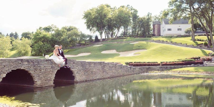 The Wyndgate Country Club wedding Detroit