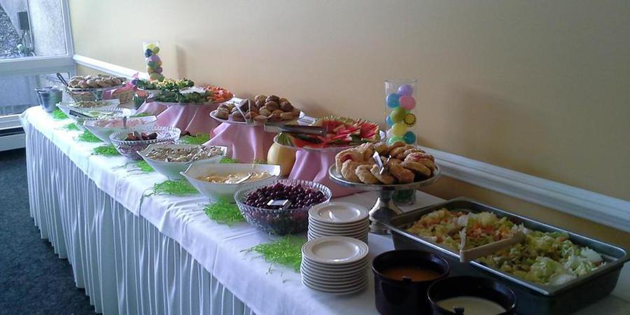 Stewart's Restaurants and Banquets wedding Detroit