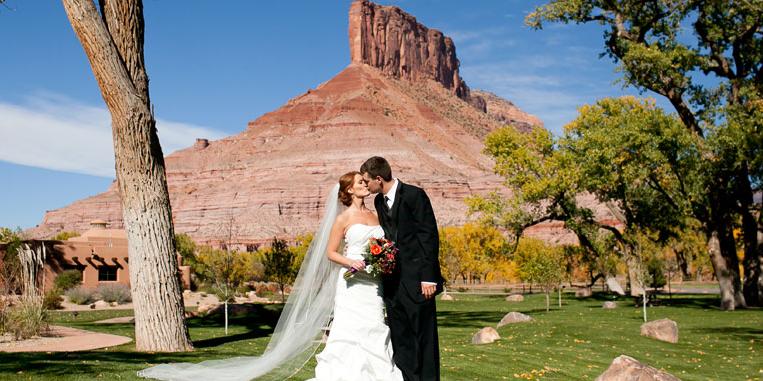 Gateway Canyons wedding Aspen/Vail/High Rockies