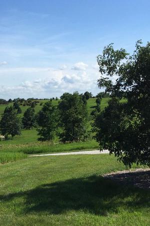 The Brenton Arboretum wedding Des Moines