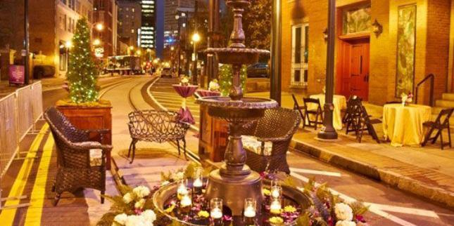 The Tabernacle wedding Atlanta