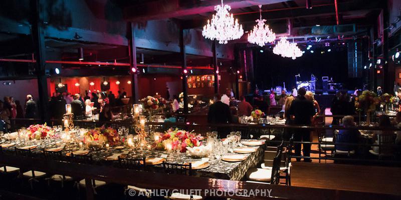 The Fillmore Charlotte wedding Charlotte