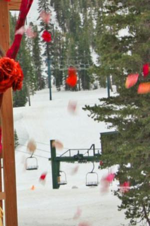 Kirkwood - Red Cliffs Lodge wedding Tahoe