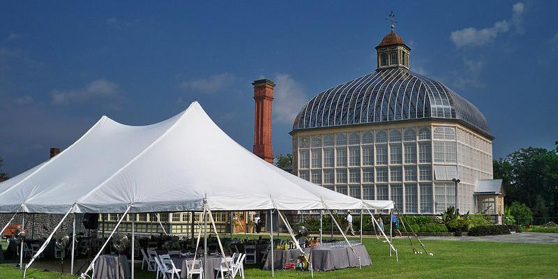 Howard P. Rawlings Conservatory wedding Baltimore