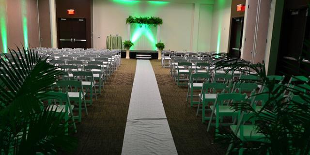 Conference Center @ GA Piedmont Technical College - DeKalb Campus wedding Atlanta