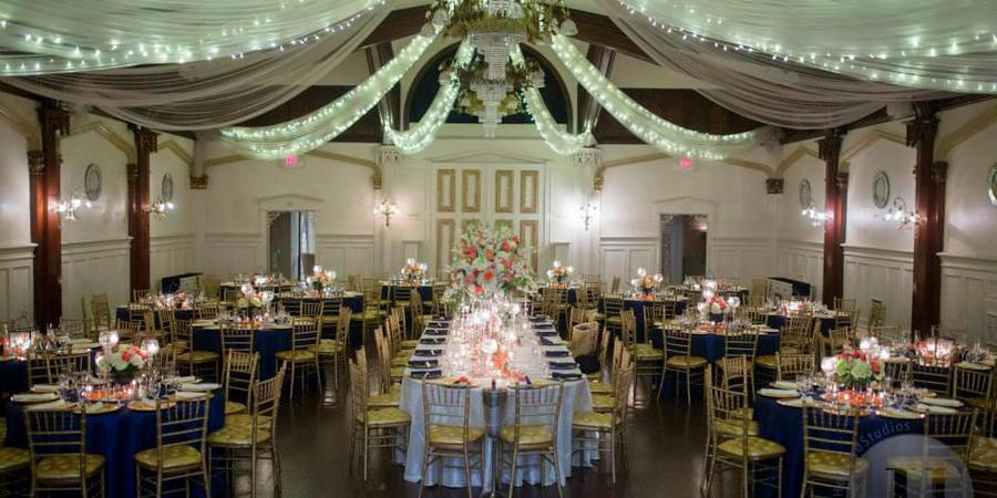 The Elysian Ballroom wedding Portland