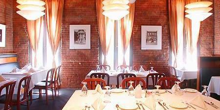 1515 Restaurant wedding Denver
