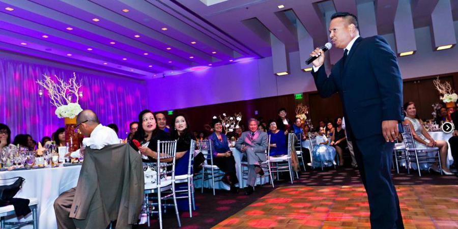 Mission Bay Conference Center wedding San Francisco