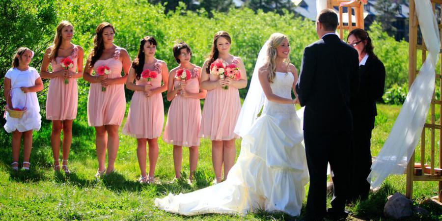 Kirkwood - The Village wedding Tahoe