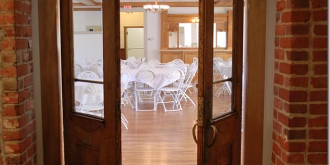 The Orchid Room @ Morgans Alley wedding Idaho