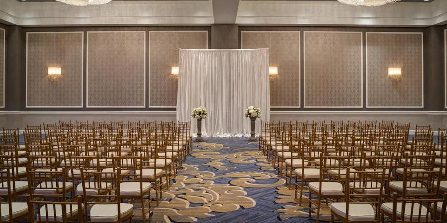 The Dearborn Inn, A Marriott Hotel wedding Detroit
