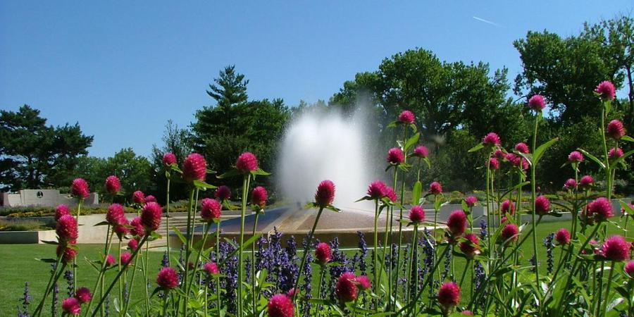 Water Works Park wedding Des Moines