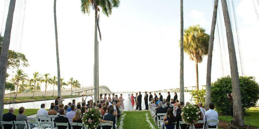 Burroughs Home and Gardens wedding Naples/Fort Myers