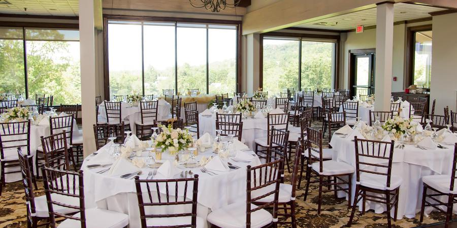 Country Club of Asheville wedding Asheville