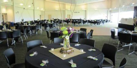 FFA Enrichment Center wedding Des Moines