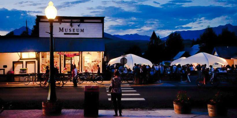 Crested Butte Mountain Heritage Museum wedding Aspen/Vail/High Rockies