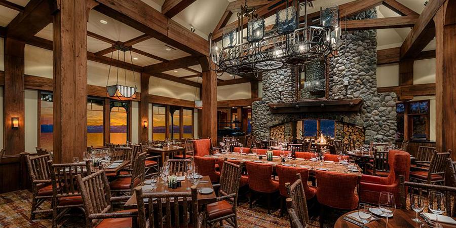Lone Eagle Grille wedding Lake Tahoe