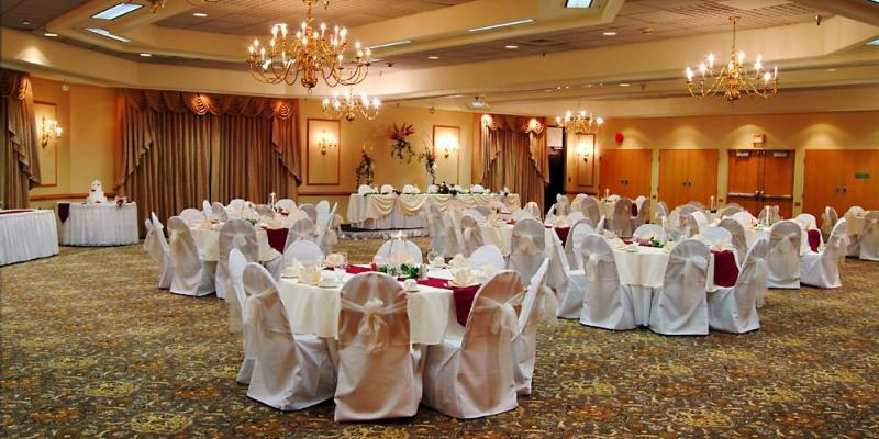 Holiday Inn Waterloo/Finger Lakes wedding Finger Lakes