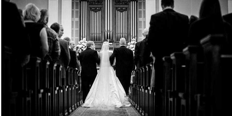 Vineville United Methodist Church wedding Macon