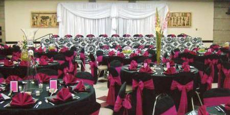 Za Ga Zig Shrine wedding Des Moines