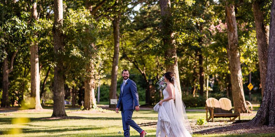 Alexander Homestead Weddings wedding Charlotte