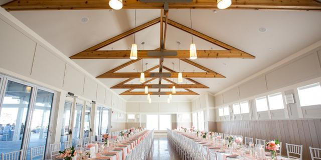 Shoals Club wedding Wilmington