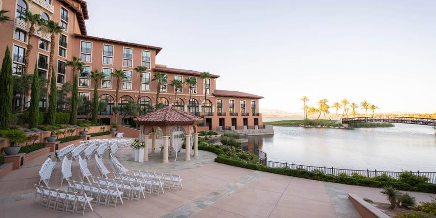 The Westin Lake Las Vegas Resort & Spa wedding Las Vegas