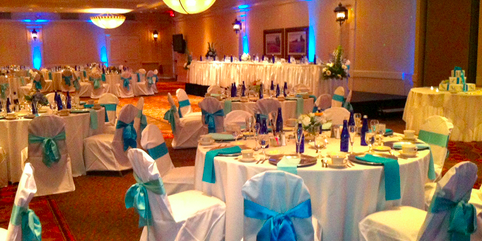 Holiday Inn Saratoga Springs Hotel wedding Eastern Adirondacks/Lake Champlain