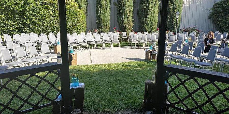 California Agriculture Museum wedding Sacramento