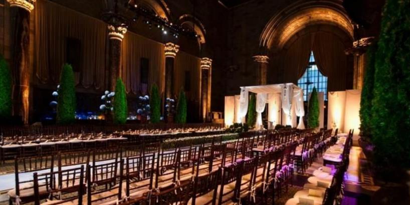 Cipriani 42nd Street wedding Manhattan