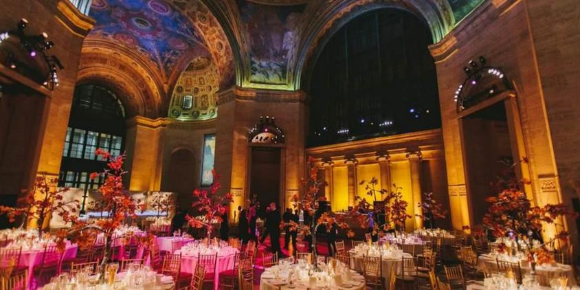 Cipriani 25 Broadway wedding Manhattan