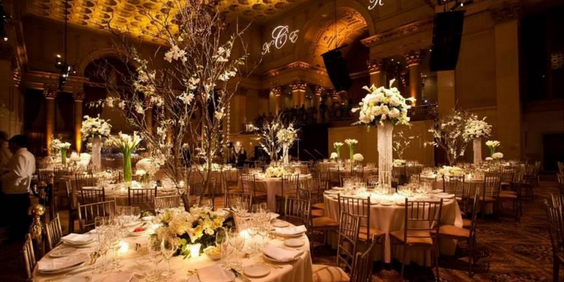 Cipriani Wall Street wedding Manhattan