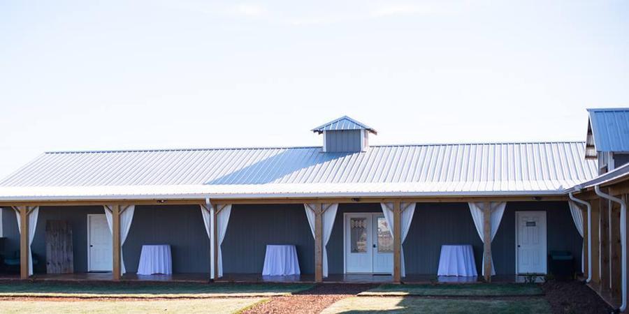 White Crest Farm wedding Atlanta