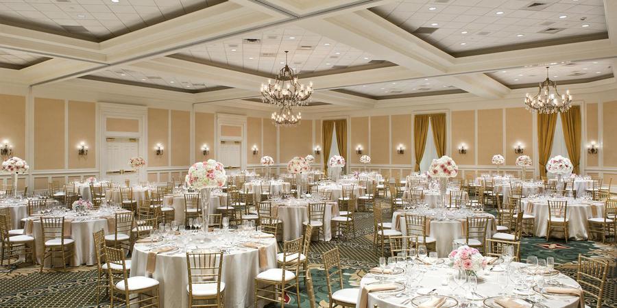 The Ballantyne Hotel & Lodge wedding Charlotte