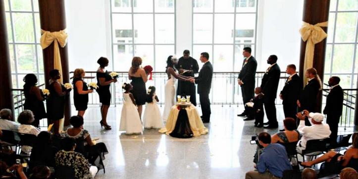 Jacksonville Public Library wedding Jacksonville