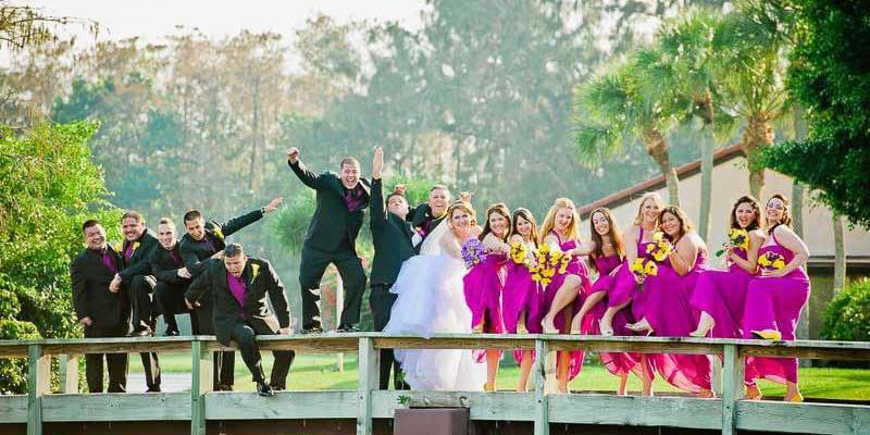 Boca Lago Country Club wedding Fort Lauderdale
