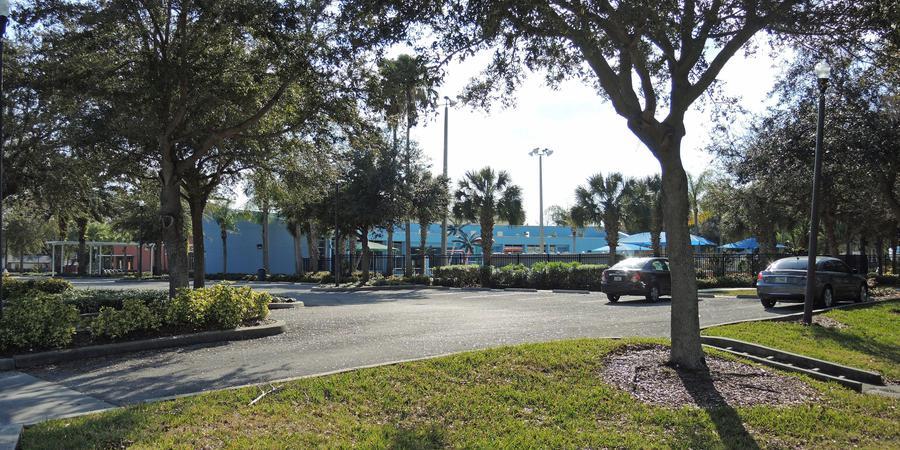 North Greenwood Recreation Center wedding Tampa