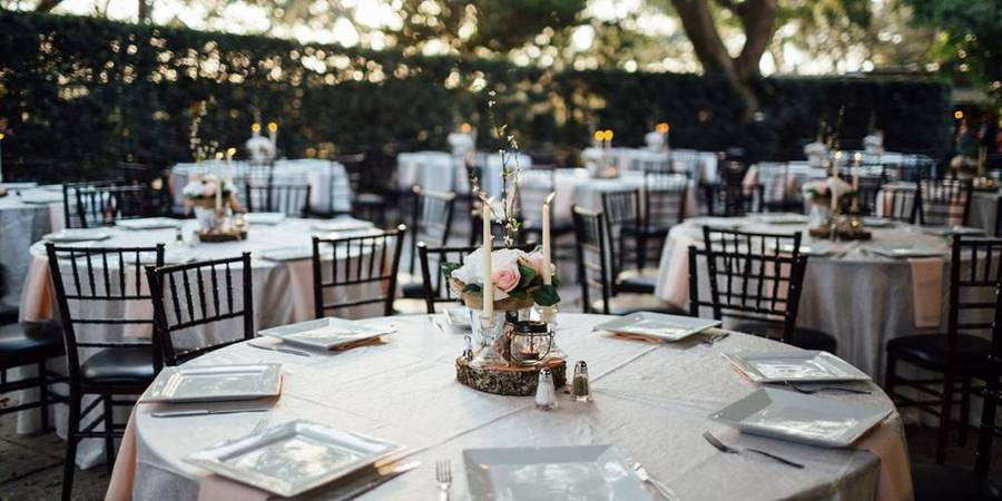 Club Lake Plantation wedding Orlando